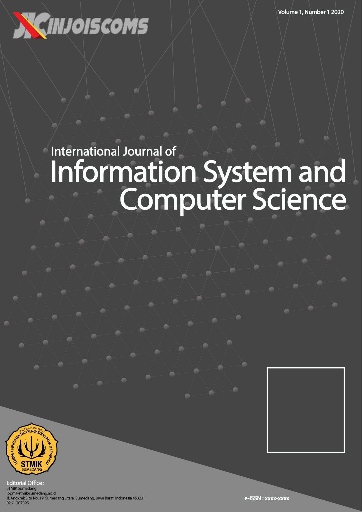 International Journal Cover
