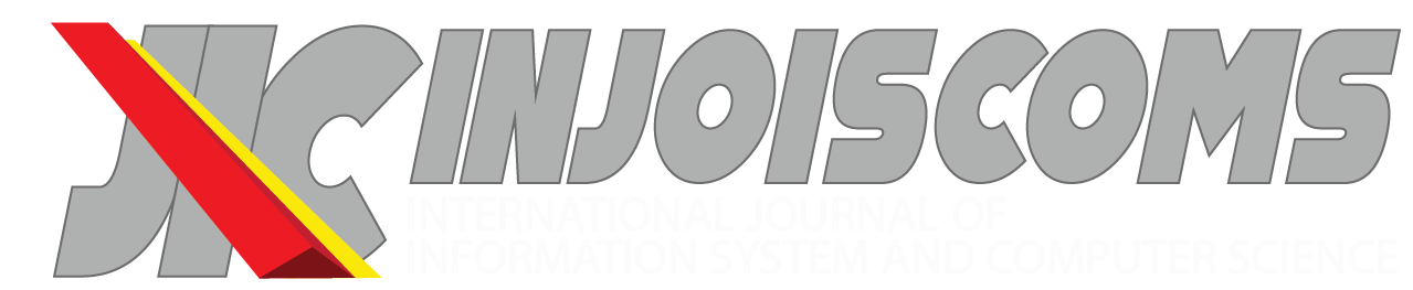 INJOISCOMS - International Journal of Information System and Computer Science